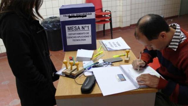 Elecciones del Estamento Estudiantil 2019 en la UNM