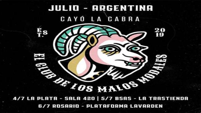 Presentación de la murga uruguaya