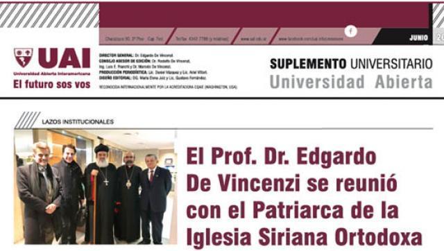 Suplemento de la UAI de Junio 2019