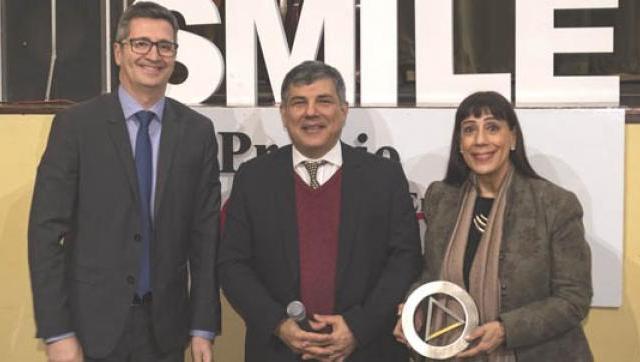 Naturgy fue reconocido con el premio Calidad Empresaria
