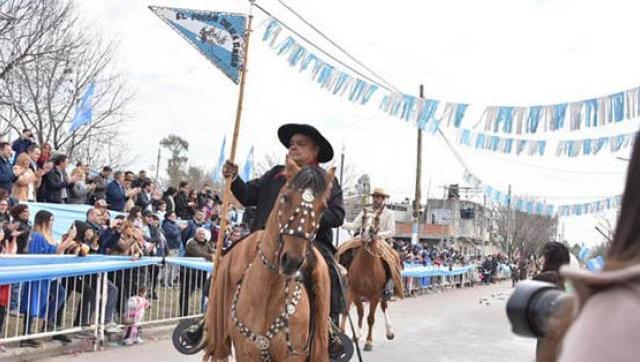 Se celebró el Día de la Independencia en Ituzaingó