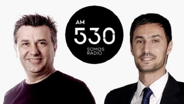 """""""El Profe"""" Romero y Daniel Tognetti desembarcan en AM 530"""