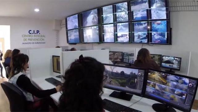Ampliación del Centro de cámaras y monitoreo de Hurlingham