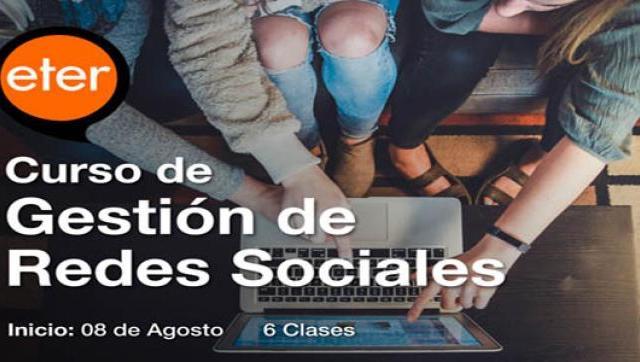 Llega el curso de Redes Sociales de ÉTER Oeste
