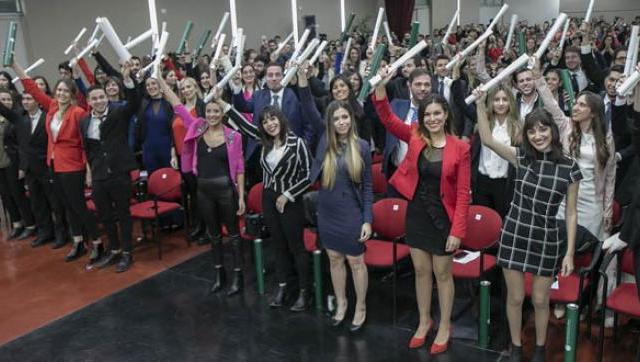 La UNLaM celebró su 125° ceremonia de Colación de Grado