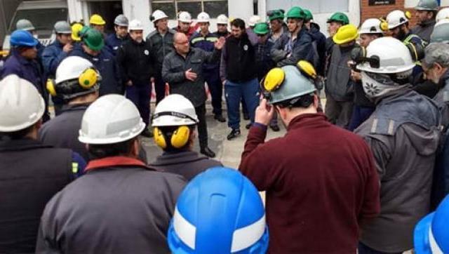 Conflicto con los trabajadores de Ternium Siderar