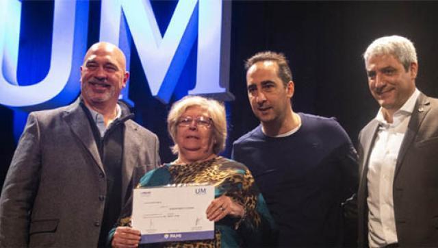 Más de 400 adultos mayores participaron de cursos y recibieron sus diplomas
