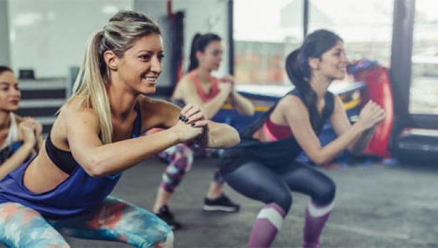 Jornadas de nuevas tendencias del fitness en Castelar