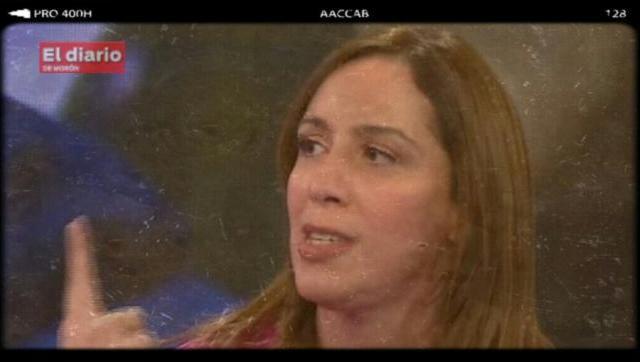 """""""Al que no le gusta que se la banque"""", la dura respuesta de Vidal al periodismo"""