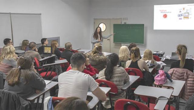 Docentes de la UNLaM utilizarán una aplicación para dictar clases de matemática
