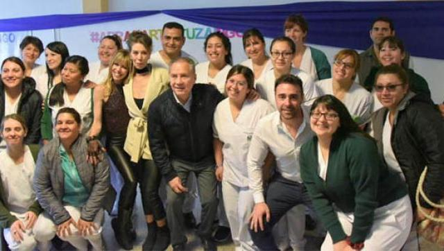 "Se realizó la segunda jornada de empoderamiento femenino ""Abrazarte"""