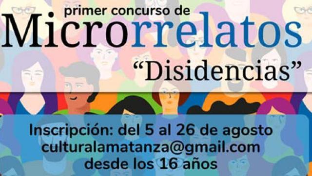 Primer concurso de microrrelatos en La Matanza