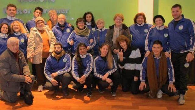 La delegación de Ituzaingó viajó a Mar del Plata para disputar las finales provinciales