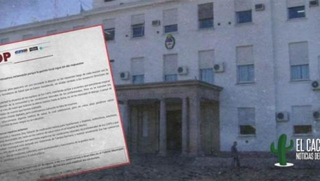 El reclamo de los Centros de Salud de Morón llega al hall del Municipio