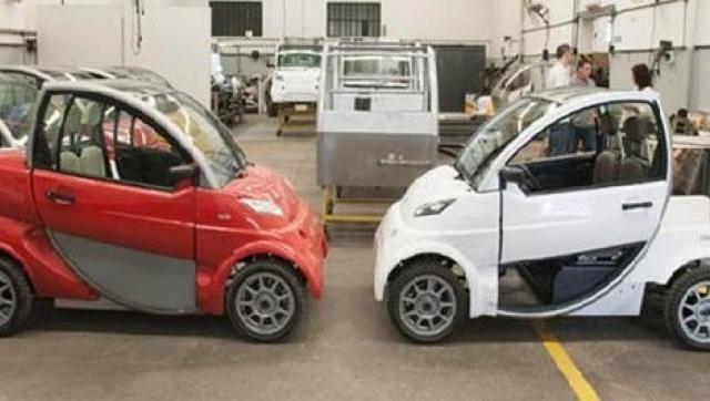Declaran de interés provincial la fabricación del primer vehículo urbano eléctrico