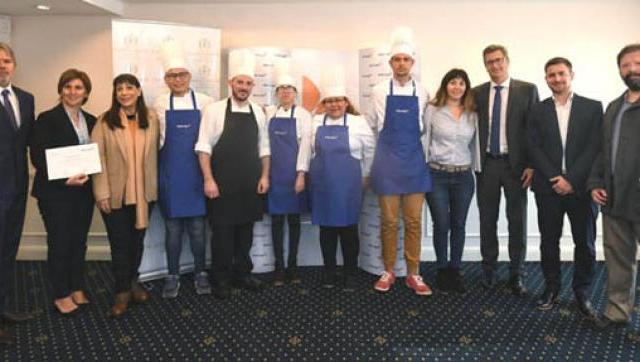 Naturgy y Hotel Emperador capacitan a jóvenes en gastronomía
