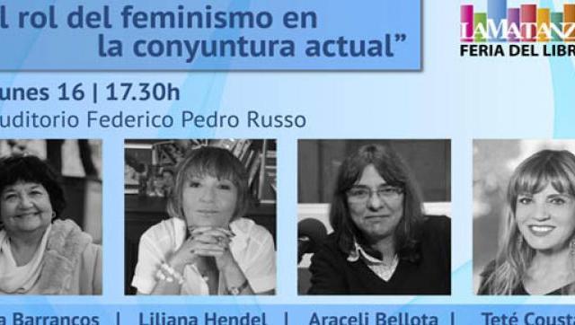 """""""El rol del feminismo en la coyuntura actual"""""""