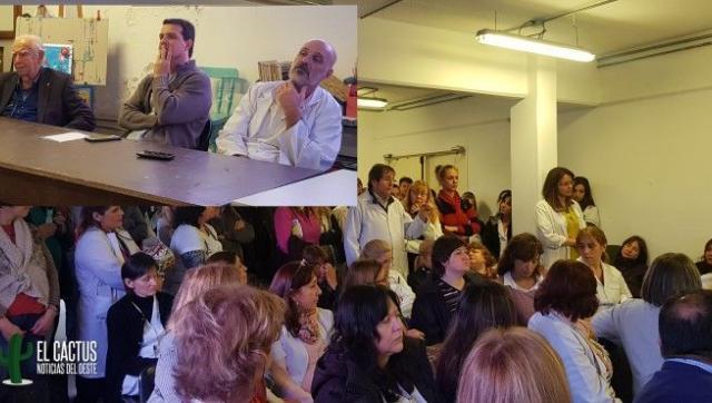 Hospital de Morón sin insumos | Profesionales formaron un comité de crisis