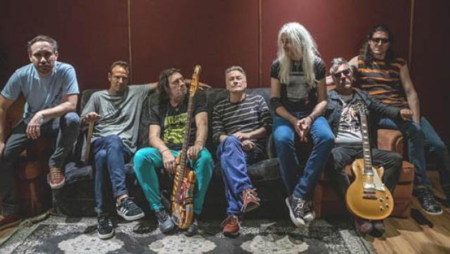 Los Decoradores + Invitados especiales presentan Kermesse Redonda en Haedo