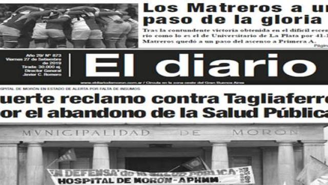 El diario 873