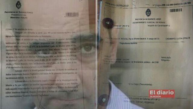 Se terminó la protección judicial: Imputaron al intendente macrista Ramiro Tagliaferro