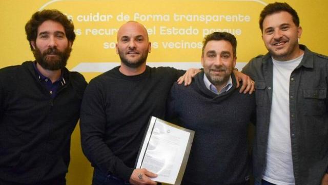 Alegría: el Club Ituzaingó tendrá su propio Instituto Educativo