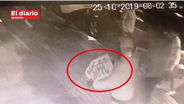 Detuvieron al consejero de Tagliaferro que vandalizaba comercios de Morón para perjudicar a Lucas Ghi