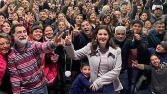 Mariel Fernández ganó y es la nueva Intendente de Moreno