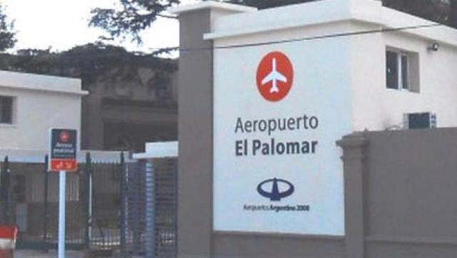 Cierra esta semana por obras el aeropuerto de El Palomar