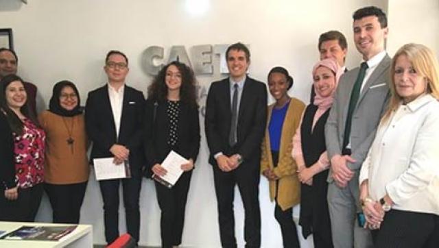 Diplomáticos extranjeros visitaron la UAI
