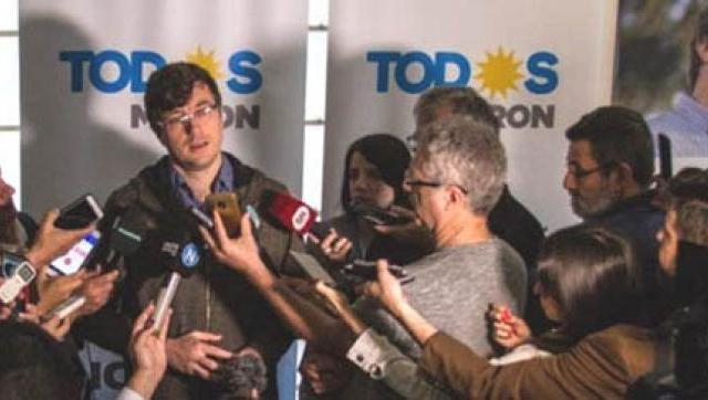 """Lucas Ghi: """"La transición no va a ser fácil, hay señales que no son auspiciosas"""""""