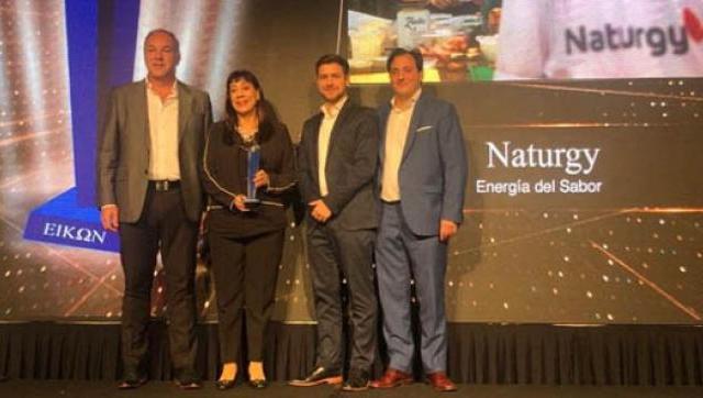 """Naturgy recibió el """"EIKON 2019"""" por su programa """"Energía del Sabor"""""""