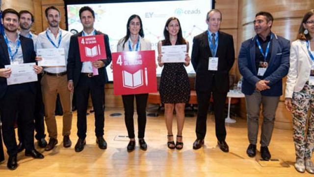 Distinción a Naturgy por su contribución a los Objetivos de Desarrollo Sostenible