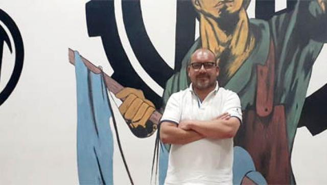 """Sergio Souto: """"Son tiempos difíciles pero estamos esperanzados con lo que viene"""""""