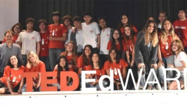 Charlas Ted-Educación por estudiantes de secundaria del Ward
