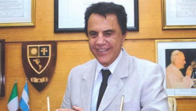 El Dr. Edgardo Néstor De Vincenzi distinguido como Ciudadano Ilustre