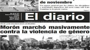 El diario 875