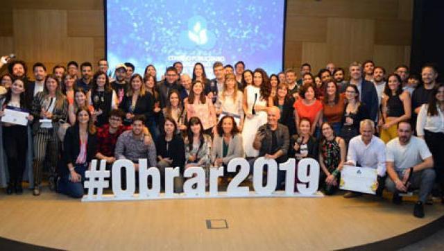 10° Edición de los premios OBRAR 2019