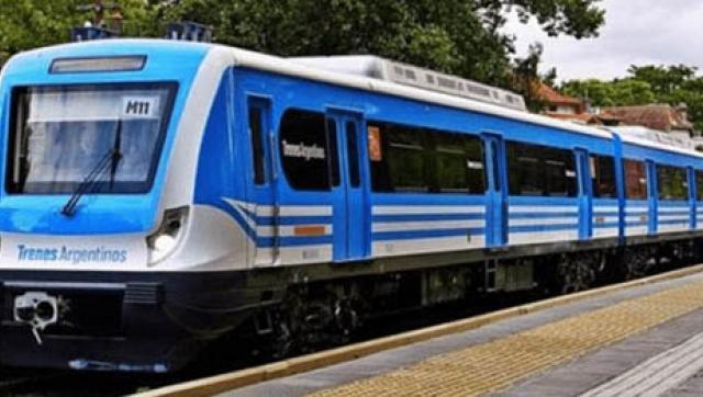 Paro por 24 horas en la Línea Sarmiento