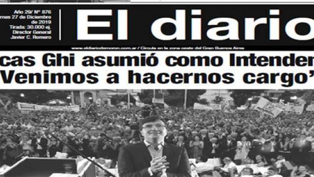El diario 876