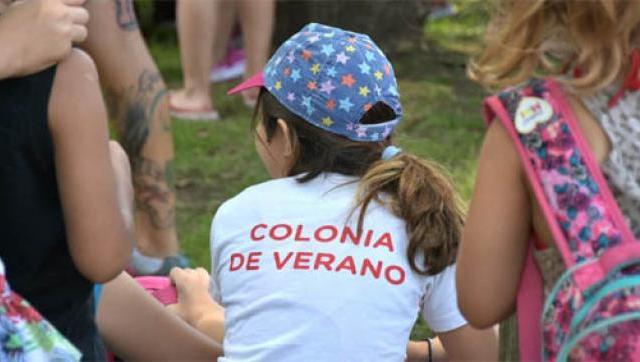 Ayer comenzaron las colonias de vacaciones organizadas por el Municipio