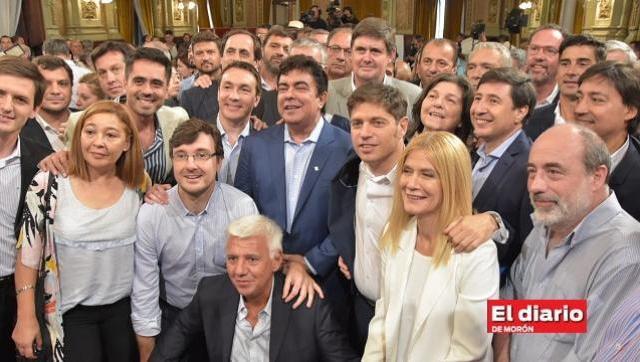 """Lucas Ghi participó del lanzamiento del Plan """"Argentina contra el Hambre"""" en la provincia"""