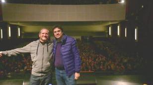 Felipe Pigna y Darío Z vuelven a Morón con un nuevo espectáculo