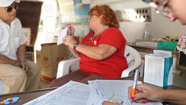 Continúan los operativos de vacunación en La Matanza