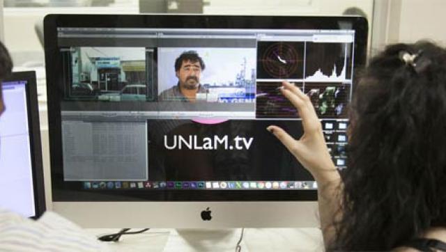 UNLaM TV sumó contenidos de educación inicial, primaria y secundaria
