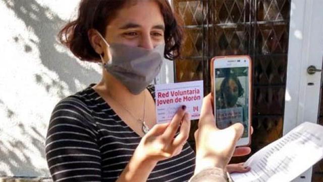 La Red Voluntaria Joven de Morón ya está en plena actividad