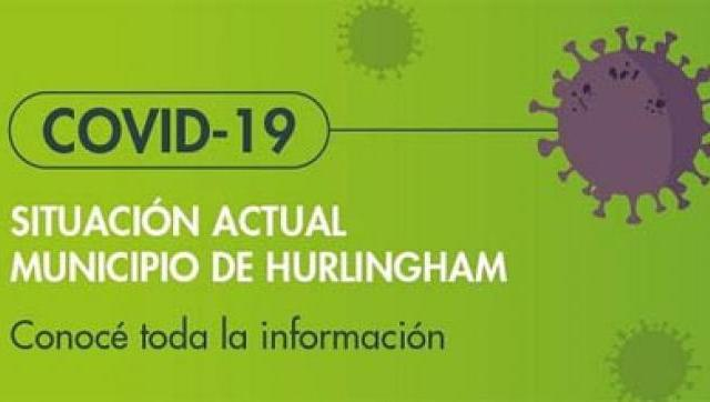 Casos de coronavirus al 18 de mayo en Hurlingham