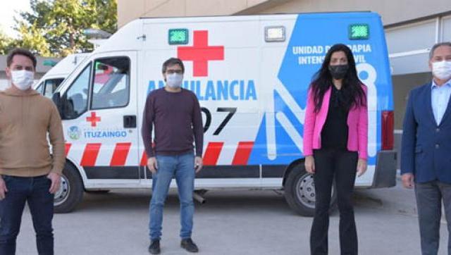 Finalizaron las obras del hospital para pacientes con Covid-19