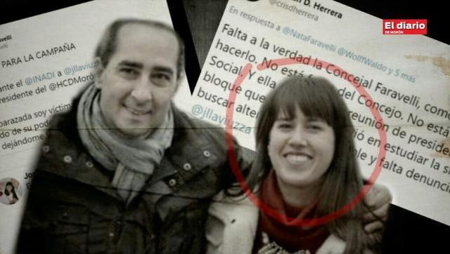 Faravelli denunció misoginia en el Concejo y sus pares la desmintieron