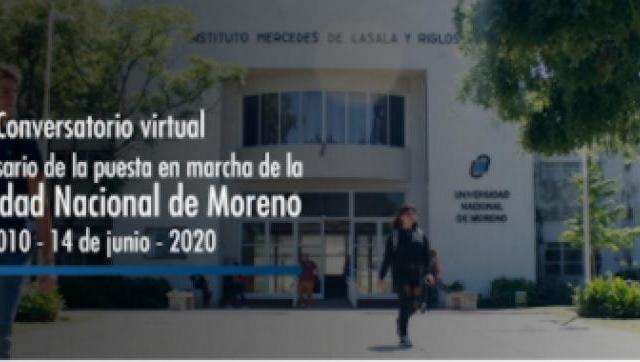 La UNM realizará un conversatorio virtual por el 10° aniversario de su creación